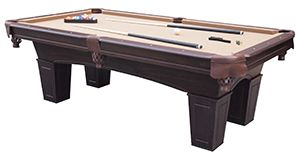 pool table movers denver